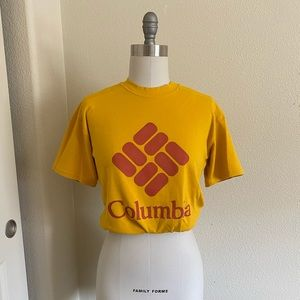 Columbia Sportswear Retro Unisex Graphic Tee